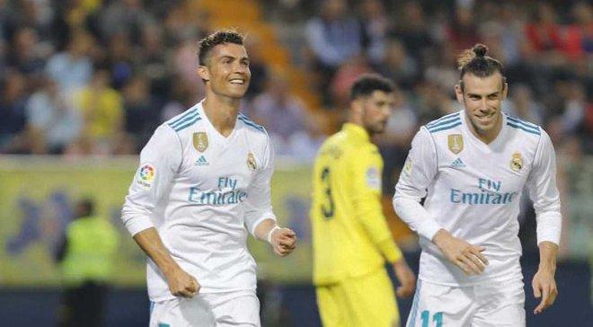 Реал втратив перемогу над Вільяреалом на останніх хвилинах