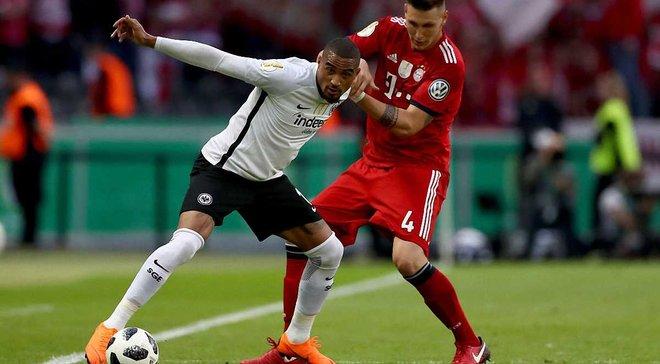 Футбол бавария айнтрахт