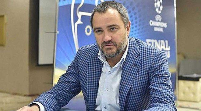 Павелко – про скандальні фото з кубком Ліги чемпіонів: Це фейкові новини