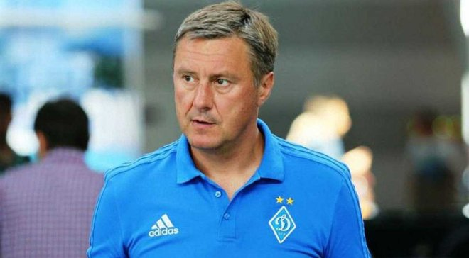 Хацкевич рассказал о трансферных планах Динамо