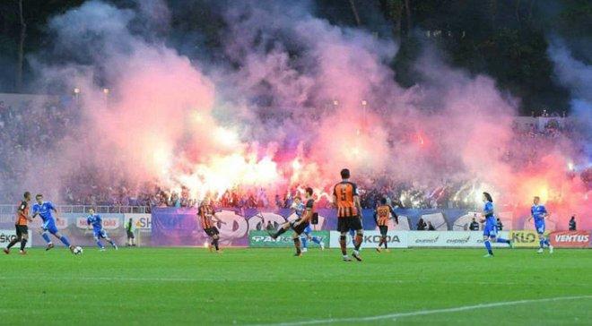 Динамо может провести первый матч нового сезона без зрителей