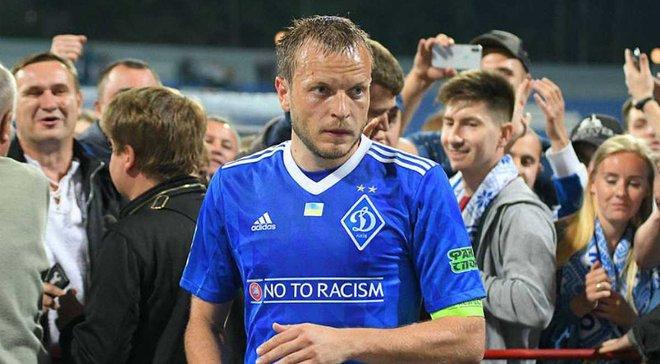 Гусєв – третій гравець в історії Динамо за кількістю матчів за клуб