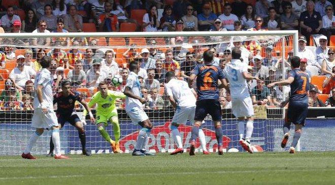 Депортиво с Ковалем в воротах уступил Валенсии