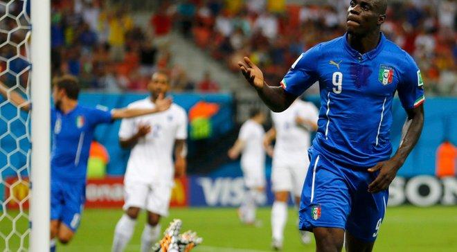 Балотеллі вперше за 4 роки викликаний до збірної Італії