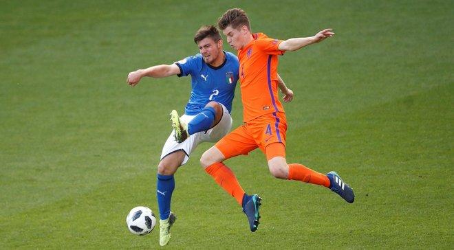 Евро-2018 U-17: Нидерланды одолели Италию в серии пенальти и стали чемпионом Европы