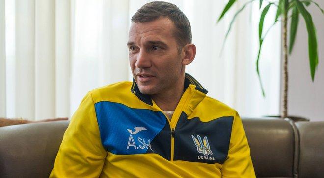 Шевченко, Ребров и Воронин снова сыграли за одну команду
