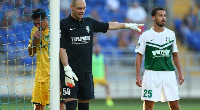 Новак: Хорошо, что в такой ситуации Черноморец вышел в плей-офф