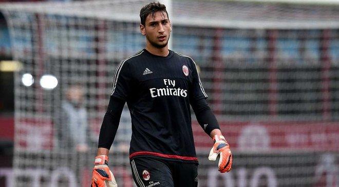 Доннарумма в, возможно, последнем матче за Милан получил свист в свой адрес