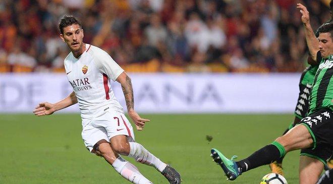 Рома обіграла Сассуоло і завоювала бронзові медалі Серії А