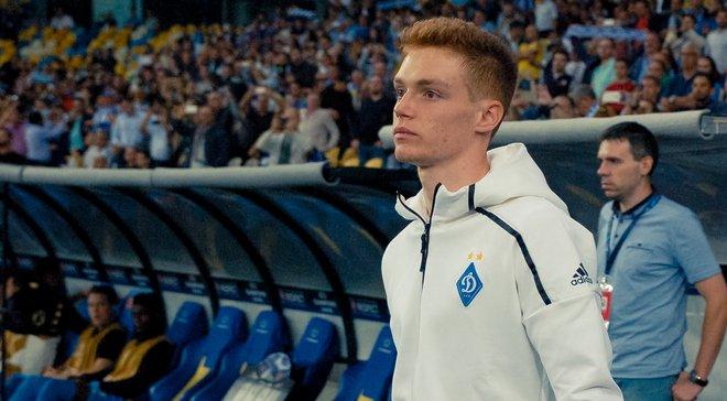 Циганков став найкращим гравцем U-21 у квітні