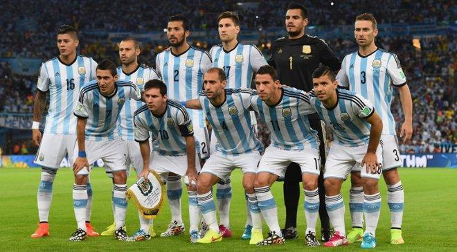 ЧС-2018: збірна Аргентини визначила фінальну заявку