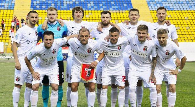 Игроки Вереса написали заявления на увольнение из клуба
