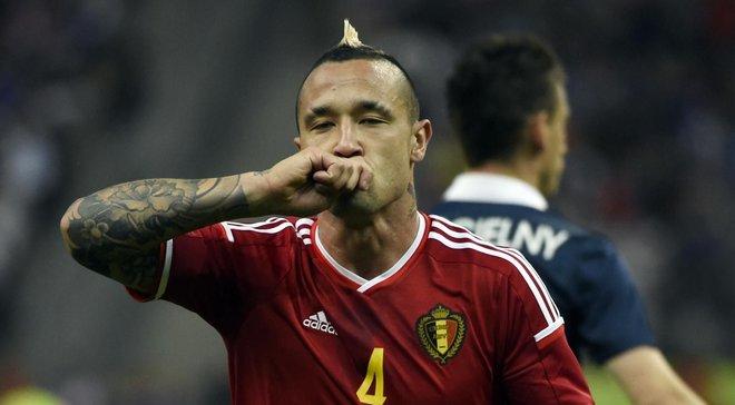 Наингголан объявил о завершении выступлений за сборную Бельгии