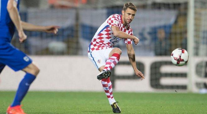 ЧМ-2018: Пиварич, Вида и Калинич попали в окончательную заявку сборной Хорватии