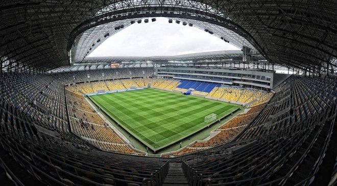 Ворскла може грати матчі Ліги Європи у Львові