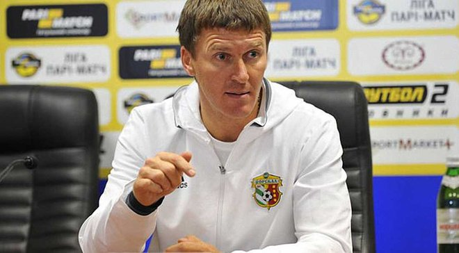 Сачко – найкращий тренер 32-го туру УПЛ