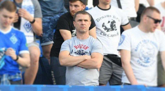 """""""Проблема, что они вместе"""": Ребров рассказал о самых проблемных игроках Динамо, """"которым было все безразлично"""""""