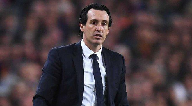 Арсенал назначит Эмери главным тренером