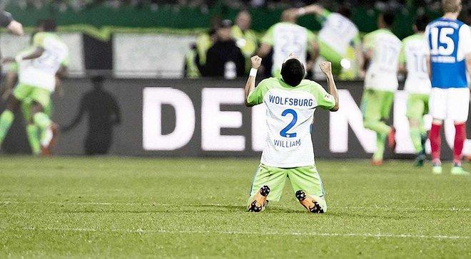 Бундеслига, плей-офф: Вольфсбург второй раз обыграл Хольштайн
