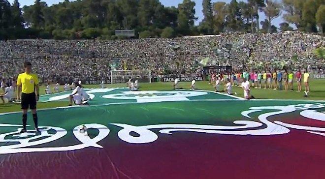 Арбітр перед фіналом Кубка Португалії зачаклував м'яч та помахом руки підняв його у повітря