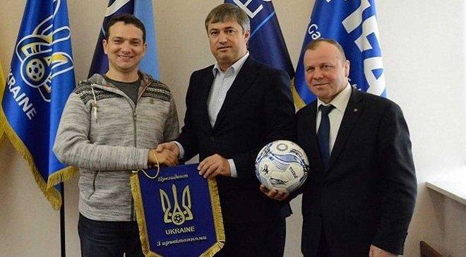 Команда-переможець Кубку нескорених отримала від ФФУ запрошення на фінал Ліги чемпіонів у Києві