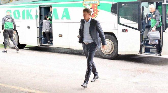 Сачко: Керівництво клубу та міста робить все, щоб Ворскла грала домашні матчі ЛЄ в Полтаві