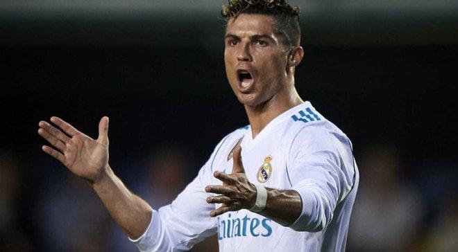 Роналду знову визнаний найпопулярнішим спортсменом світу, Мессі та Неймар потрапили до п'ятірки найкращих
