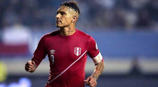 Капітани суперників збірної Перу на ЧС-2018 звернулися до ФІФА з проханням дозволити Герреро взяти участь у турнірі