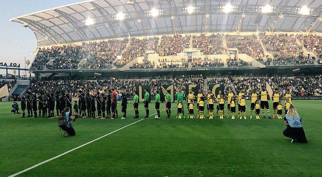 Боруссия Д Ярмоленко сыграла вничью с Лос-Анджелесом – видео голов и обзор матча