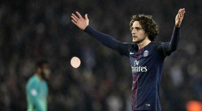 Рабйо відмовився від виклику в збірну Франції
