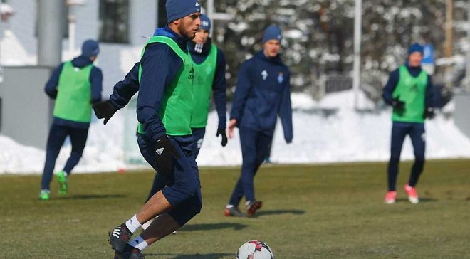 Динамо выставило на трансфер Самбрано, Пантича и Корзуна, – СМИ