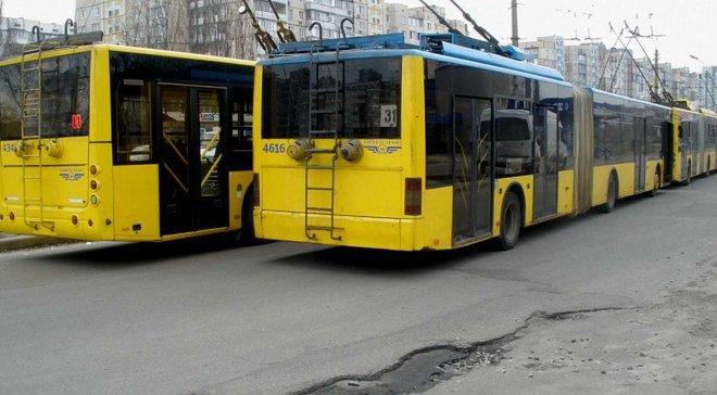 Реал – Ливерпуль: изменения работы общественного транспорта в Киеве на время проведения финала ЛЧ
