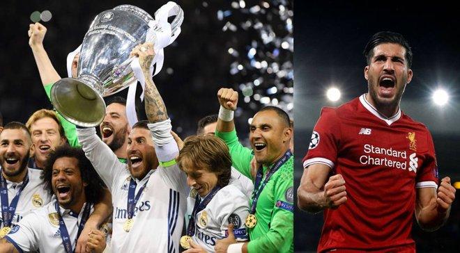 Реал – Ліверпуль: 17 чемпіонів проти одного формального