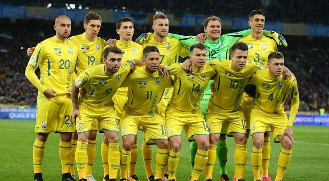 Украина – Албания: матч состоится во Франции