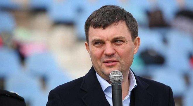 Красников покинул Харьковскую федерацию футбола