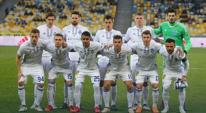 Динамо вернется из отпуска 19 июня и проведет сборы в Австрии