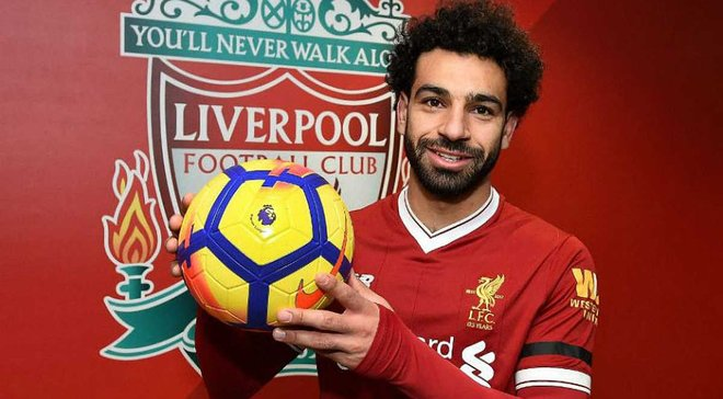 Салах: С первых дней в команде понял, что мы можем достичь финала Лиги чемпионов
