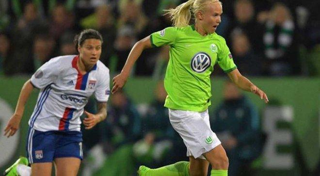 Сьогодні у Києві Вольфсбург та Ліон зіграють у фіналі жіночої Ліги чемпіонів