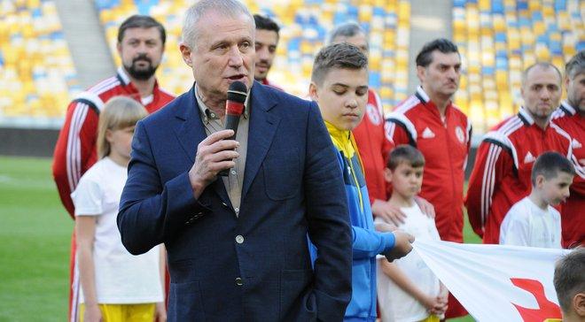 Григорий Суркис: УЕФА против проведения клубного чемпионата мира, футбол это не только деньги