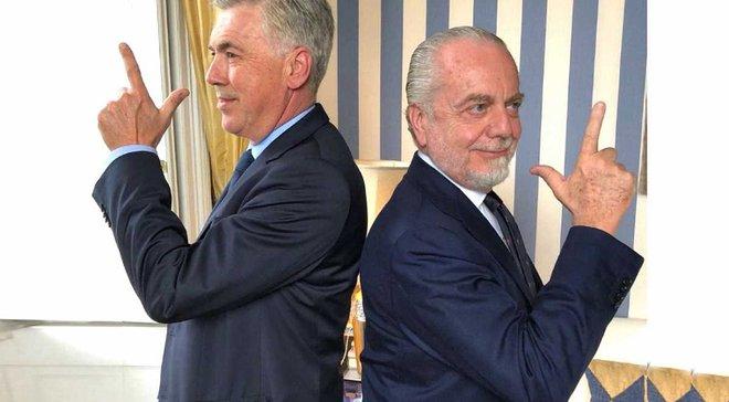 Анчелотті в Наполі: агент Карлетто 007 прийшов зробити революцію і виконати місію антиЮве – яких супертрансферів чекати