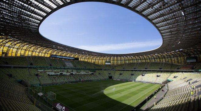 Фінал Ліги Європи 2019/2020 відбудеться в Гданську