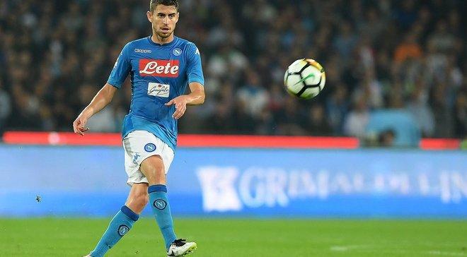 Наполи отклонил предложение Манчестер Сити по Жоржиньо