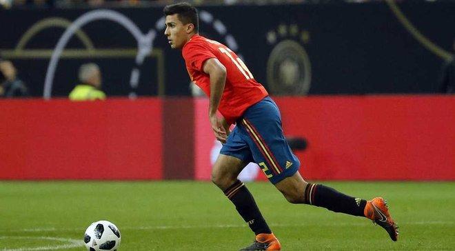 Атлетико объявил о трансфере Родри