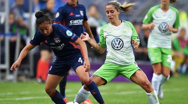 Фінал Ліги чемпіонів серед жінок: Вольфсбург – Ліон – 1:4 – відео голів та огляд матчу