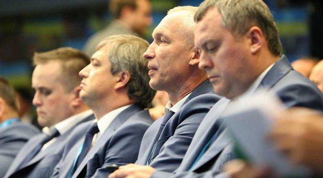 Протасов став першим віце-президентом ФФУ