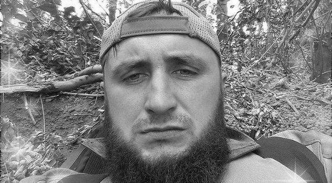 Відбулося прощання з колишнім футболістом Андрієм Масловим, який загинув у бою під Горлівкою