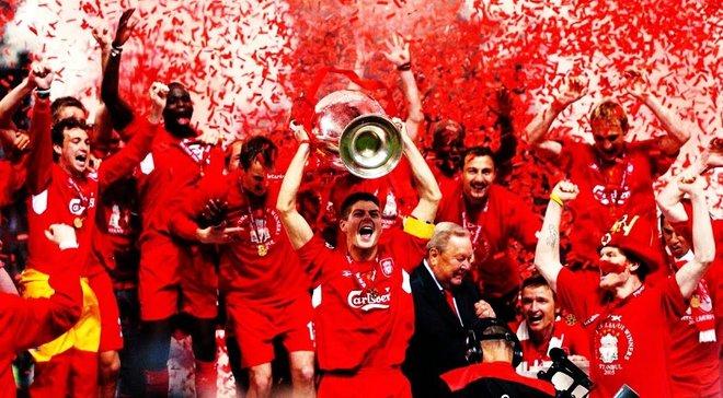 13 років тому Ліверпуль виграв легендарний стамбульський фінал Ліги чемпіонів, програючи Мілану 0:3