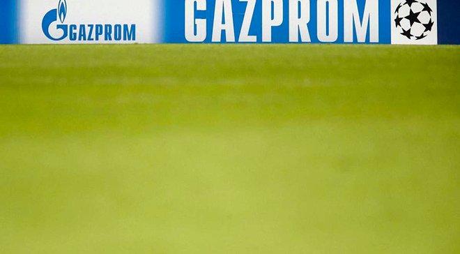 """Реал – Ліверпуль: банери """"Газпрому"""" розмістять на НСК Олімпійський"""
