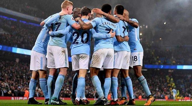 Манчестер Сити установил мировой рекорд по количеству делегированных футболистов на чемпионат мира