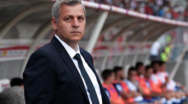 Женезио останется главным тренером Лиона
